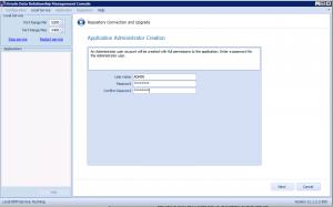 DRM Admin Password